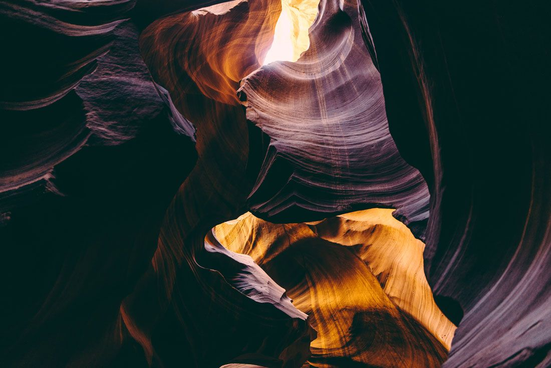 Julian Bialowas: Antelope Canyon, United States
