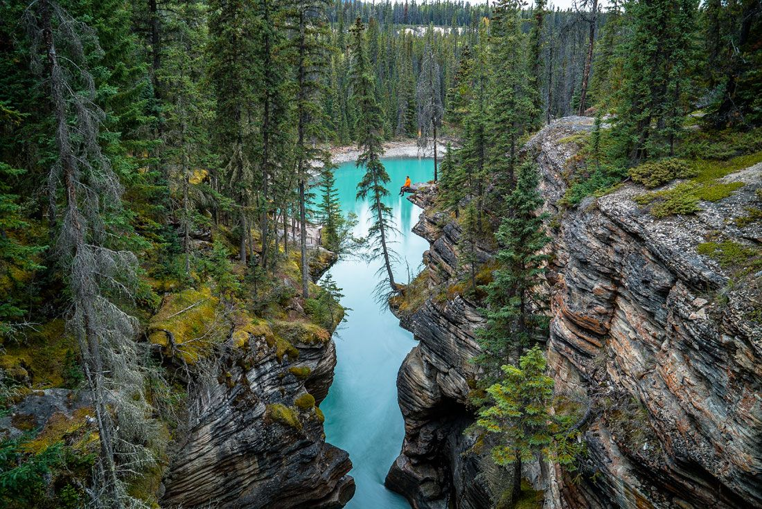 Chris Burkard: Jasper National Park, Canada
