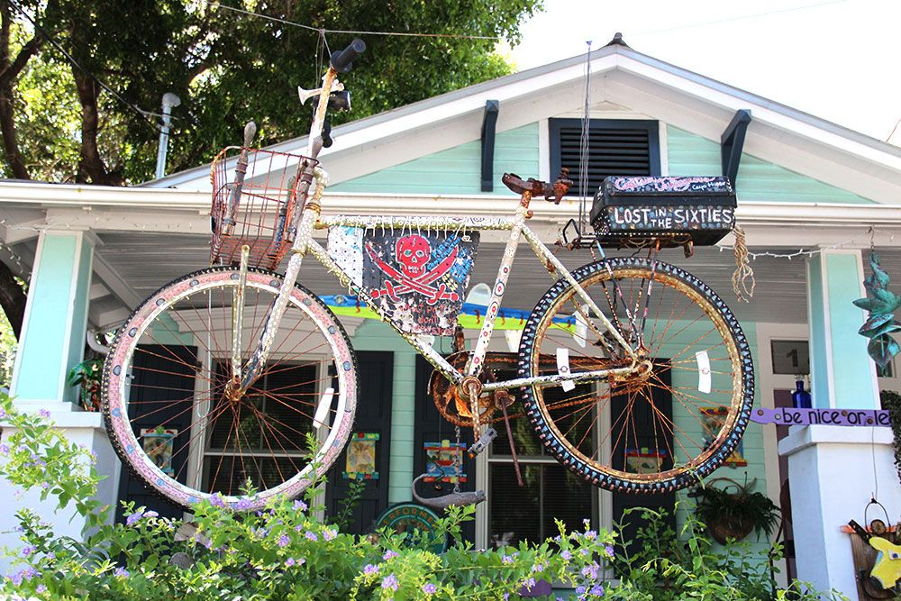 Miami, Key West