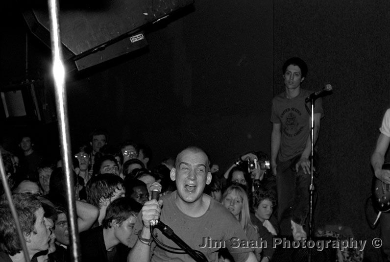 Minor Threat, 1983