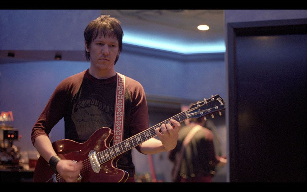 Elliot Smith on tour, circa 1998