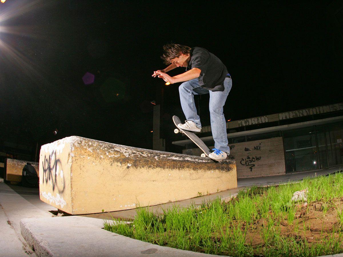 Ale Martinez. Blunt en PLN 2009