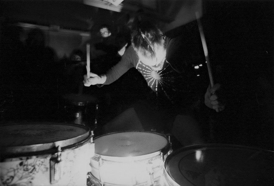Black Pus, Castelvania vampire Club, providence, RI, 2010