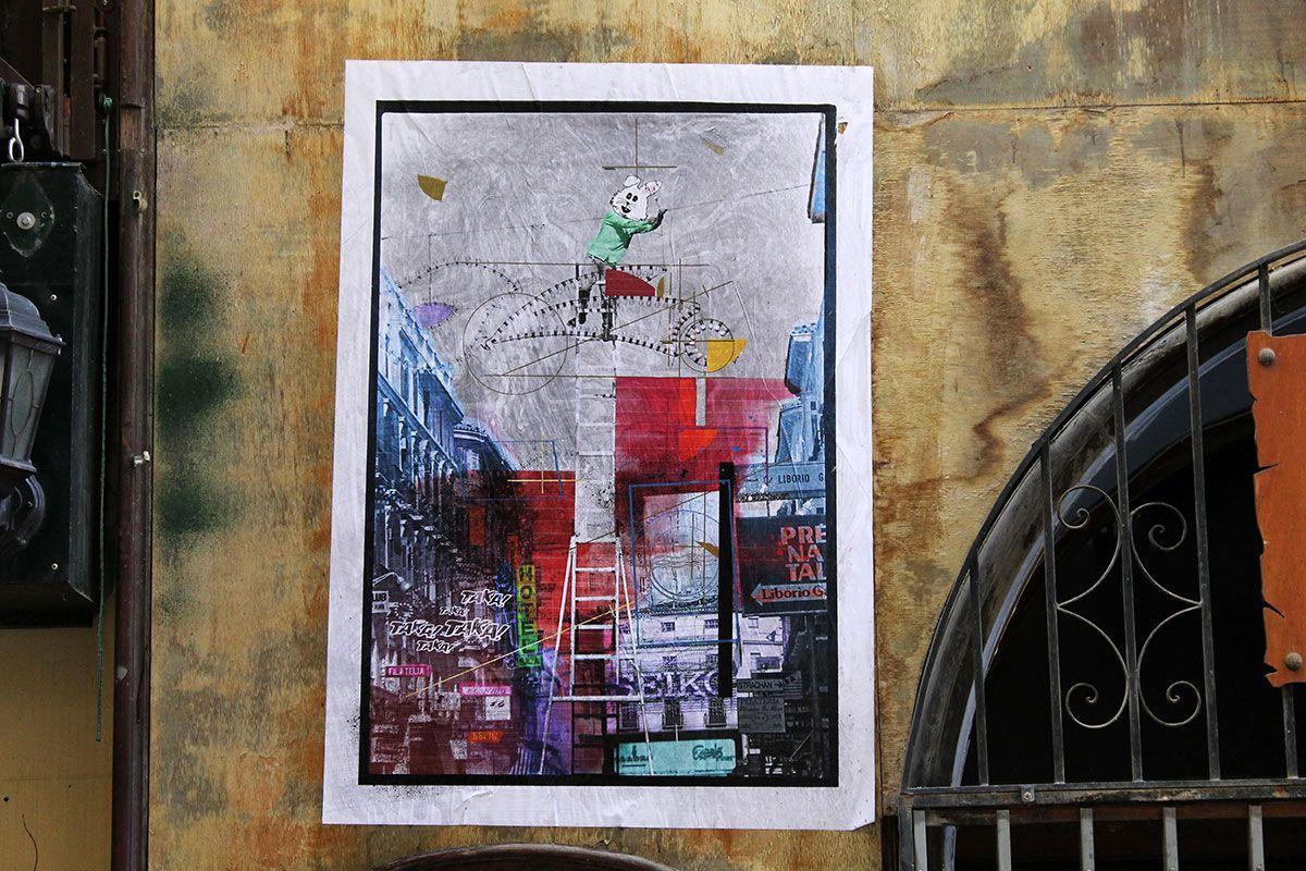 Sergio Albarracín Elfo Alumbrado Navidad en Calle Larios