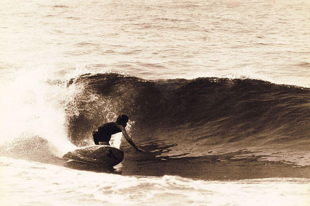 Wayne Lynch at Whale Beach 1968