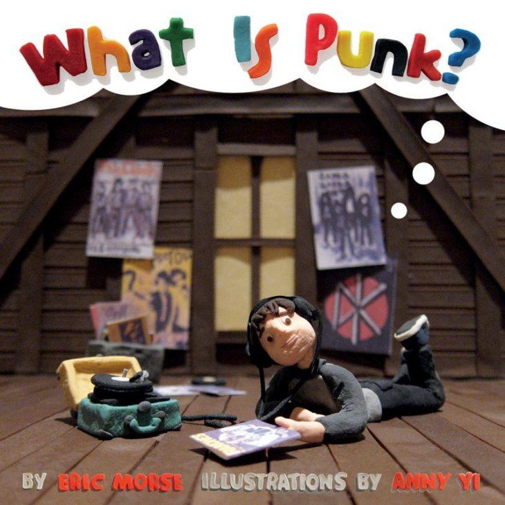 what is punk portada