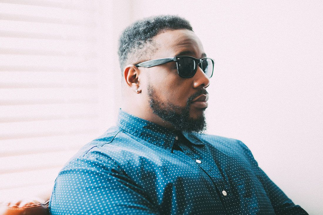 Phonte. Foto: Chris Charles