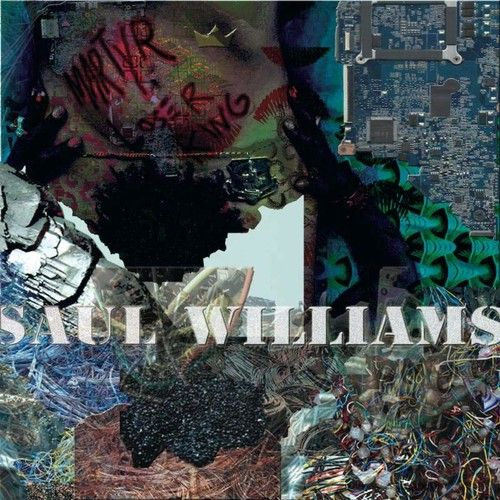 saul williams portada