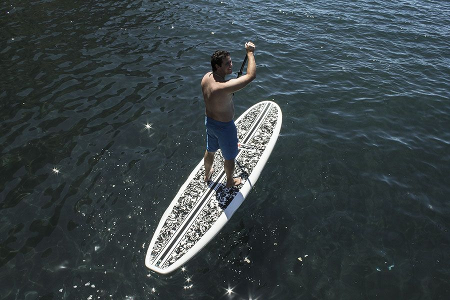 Paddle Surf en Paul do Mar