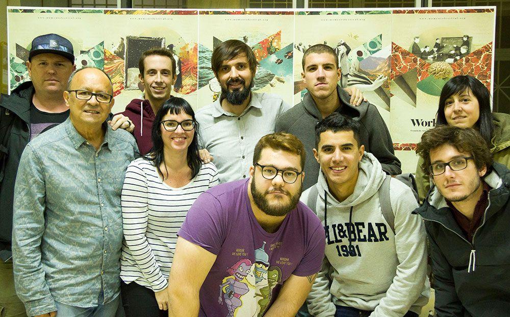 "Workshop ""MASTERCLASS WORDPRESS + DIVI"". IMPARTIDO POR FRANCISCO RODRÍGUEZ (CROMATIU)"