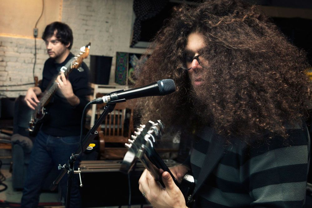 Coheed and Cambria 2012