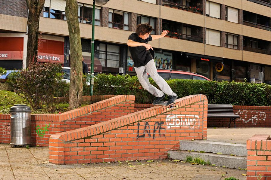 Jarne Verbrugen. Front board up #2