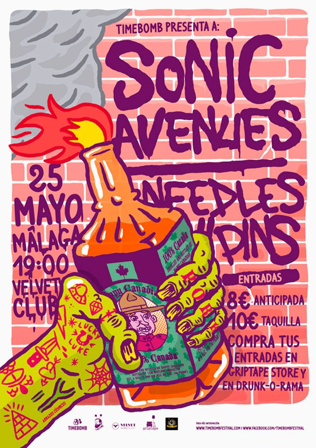 sonicavenues