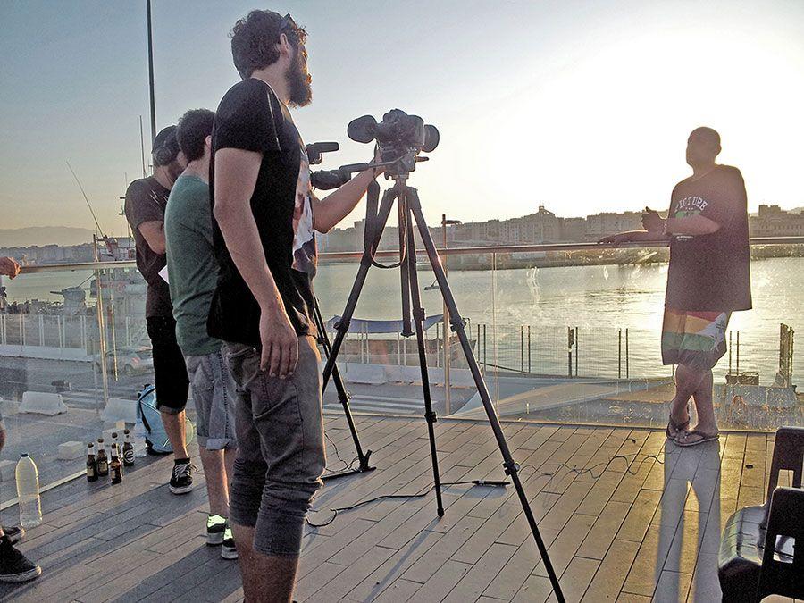 rodaje documental Juvensur