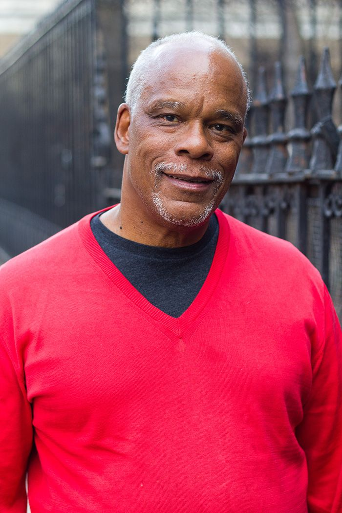 Director Stanley Nelson. Foto: Sam Alesh