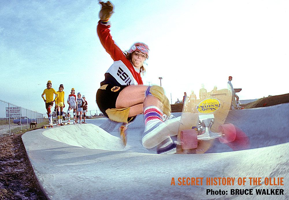 Mike Folmer at Clearwater Skateboard Park in Clearwater, Florida, by Bruce Walker