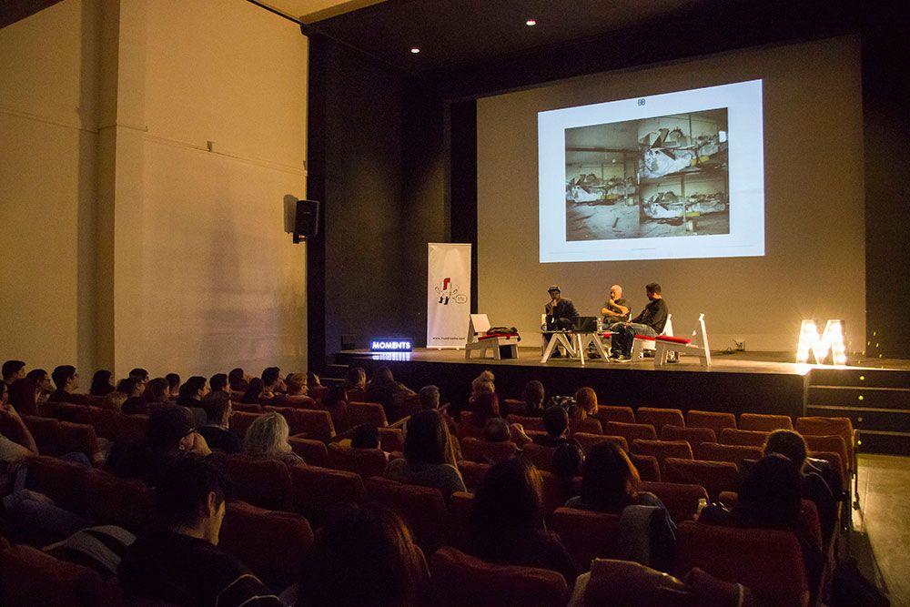 """Encuentro """"SOBREVIVIR EN EL ARTE URBANO. ELALFIL & DREUCOL"""""""