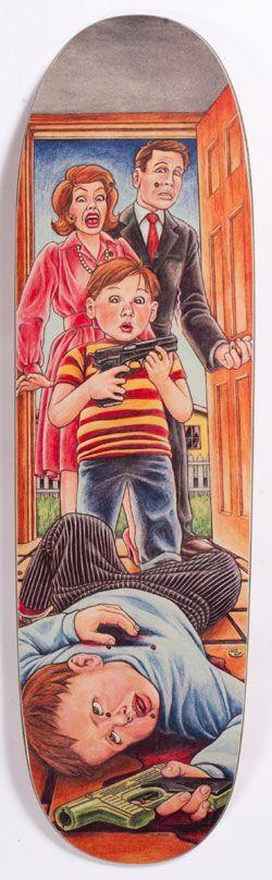 Blind-Guy-Mariano-Accidental-Gun-Death-1992